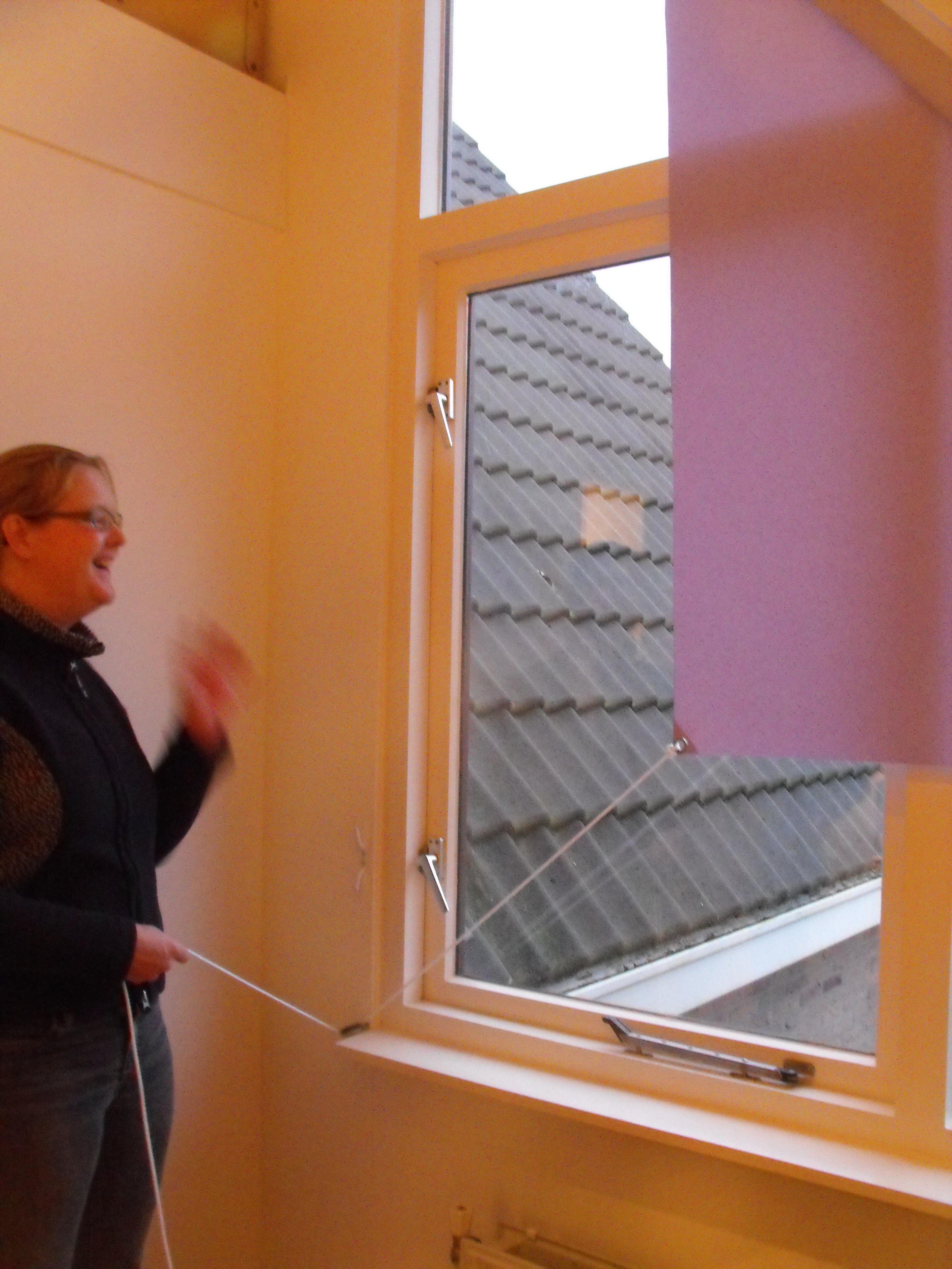 Binnenzonwering Vloerengalerie