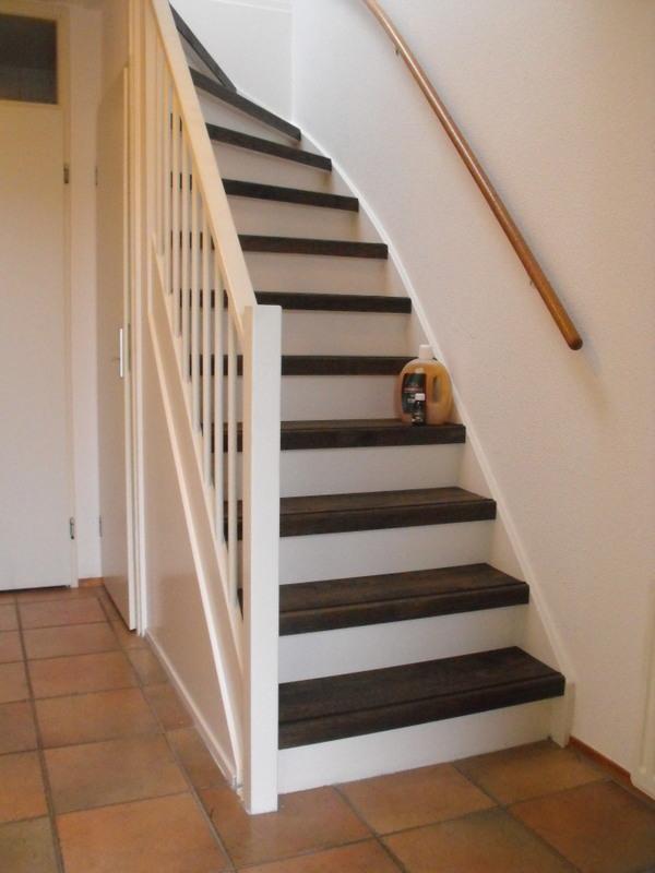 Trapbekleding vloerengalerie - Versier een trap ...
