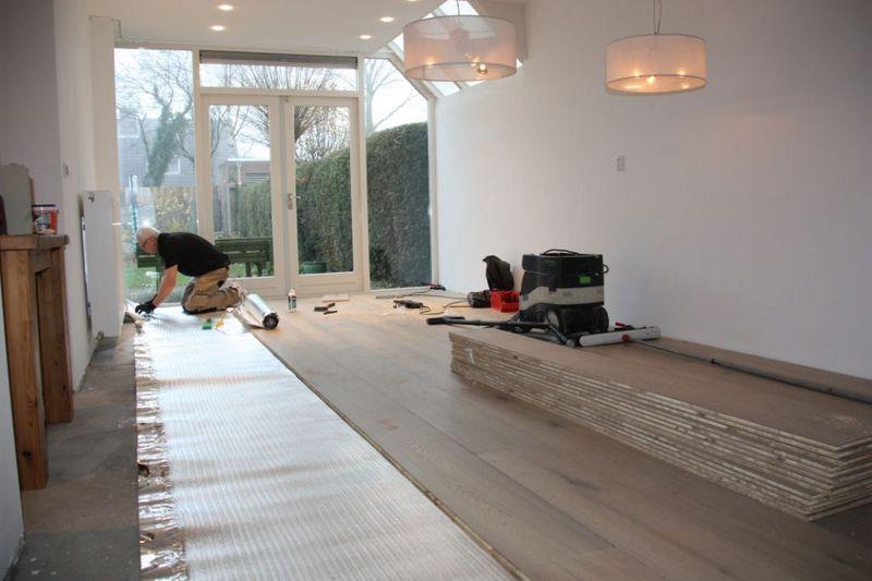 Duurzaam wonen alles over de laminaat parket vloer duurzaamthuis