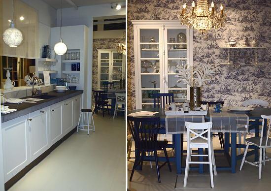 Keuken Blauw Grijs : WOONMODETRENDS najaar/winter 2012-2013