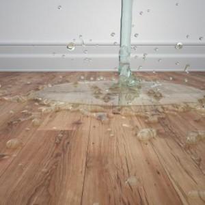 waterschade vloer