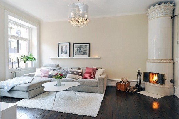 Vloerkleden karpetten vloerengalerie for Apartamentos pequenos modernos decoracion