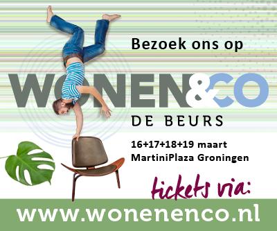 Wonen&Co beurs Martiniplaza